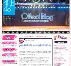 「 AKB48 」のポスター景品商法 ネットオークションが過熱