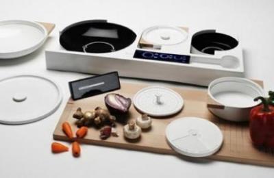 一人暮らしのお料理器具がみんな入ってる道具箱