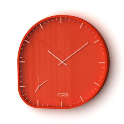 2地点の時刻を表示可能な時計