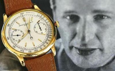 2億2千万円の腕時計