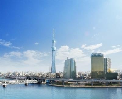 東京スカイツリーは世界で2番目の高さ?