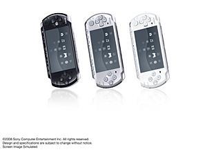 美麗液晶PSP-3000、10/16発売
