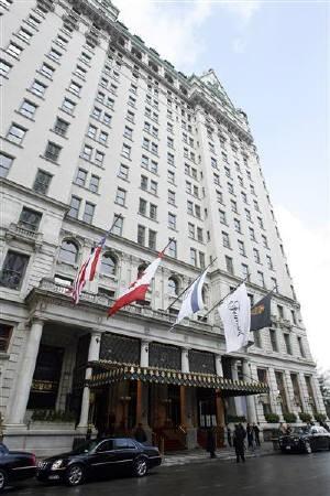 豪華ホテルの最上階は「屋根裏」?