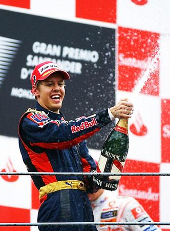 【 F1 】雨のイタリア GP で史上最年少ウィナーが誕生!