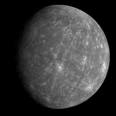 水星初の全球写真