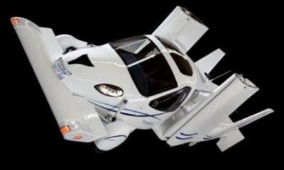 空飛ぶ車、来春に発売か?