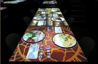 徹底デジタルレストラン!