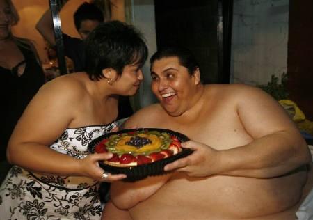 230kg減量して結婚!