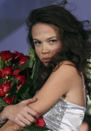 15歳のスーパーモデル