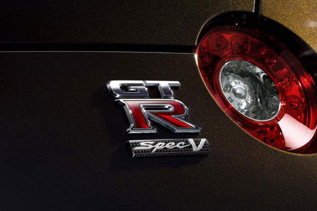 日産 GT-R SpecV 発売