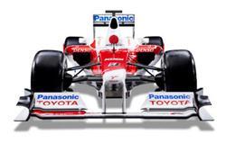 トヨタ、今季用F1新型車を発表