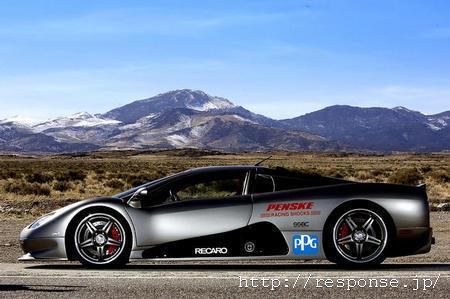 世界最速スーパーカーが EV計画