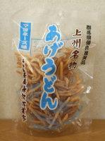 日本三大うどん、水沢うどんのお菓子とは?