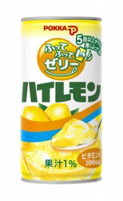 「ハイレモン」がゼリー飲料で登場