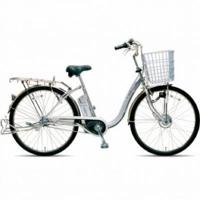 電動ハイブリッド自転車「エネループバイク」